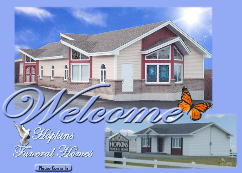 Hopkins funeral homes for Www house com